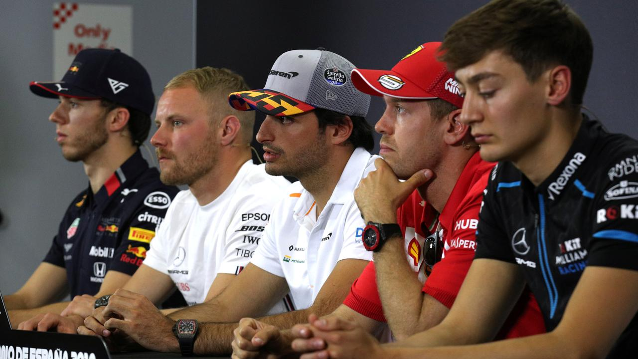 F1 Drivers Zandvoort Exciting Circuit But Departure From Spain A Shame Teller Report