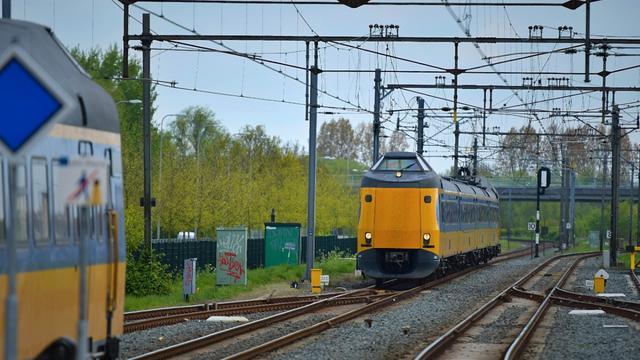 Wisselstoring tussen Amsterdam en Utrecht opgelost