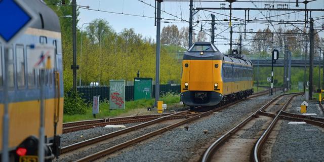 Dit weekend geen treinverkeer van en naar Alphen aan den Rijn