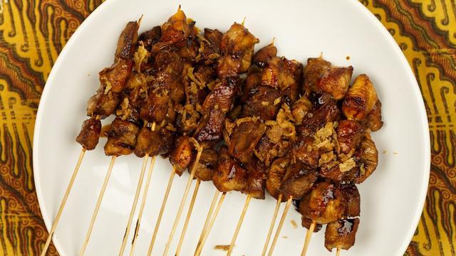 Het familierecept: 'De perfecte Indische saté voor op de barbecue'