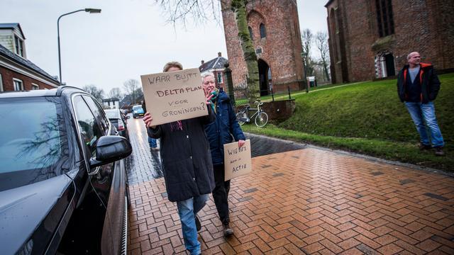'Nederlandse Staat betaalt grootste deel van aardbevingsschade Groningen'