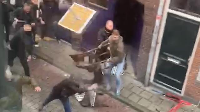 Nog drie arrestaties voor voetbalrellen in Groningen