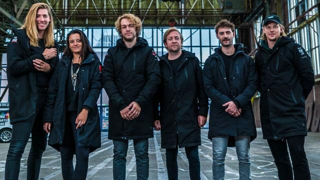 Eva, Sander en Rámon weer in Serious Request: 'Ik had achttien blaren'