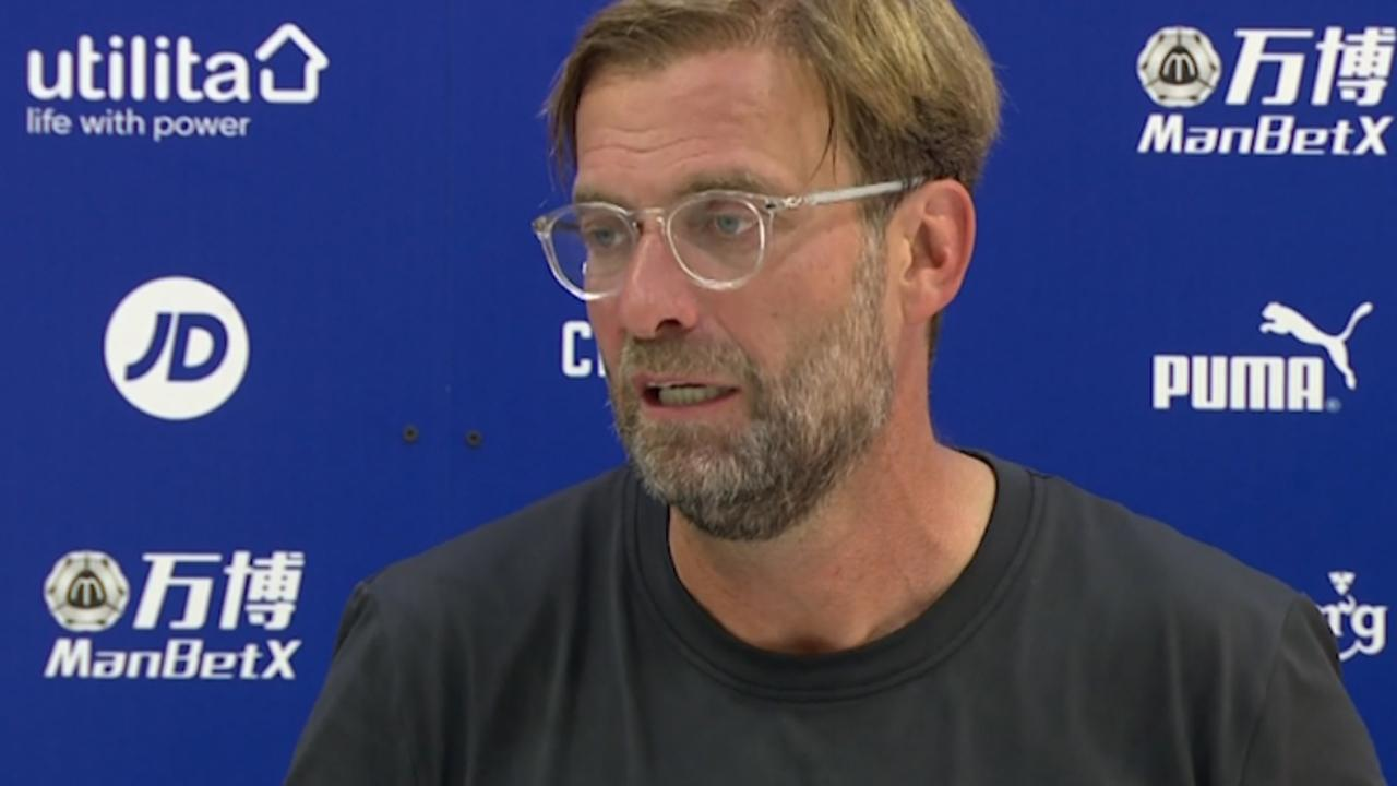Klopp over transfersom Van Dijk: 'Kwaliteit kost geld'