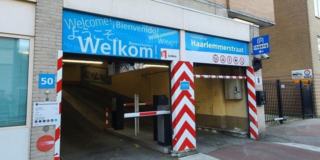 Haarlemmerstraatgarage in Leiden krijgt er 88 parkeerplekken bij