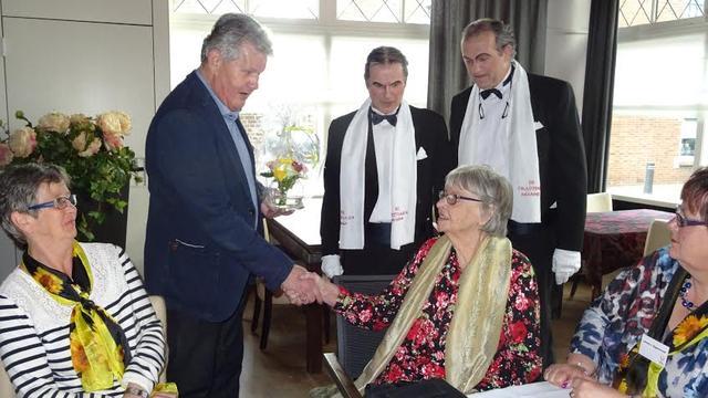 De Zonnebloem Zevenbergen viert 40-jarig jubileum