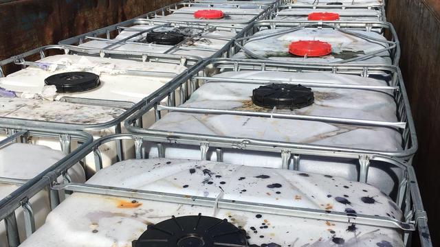 Politie doet onderzoek naar 'mogelijk drugsgerelateerd afval' in Arnhem