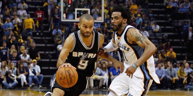 Spurs en Raptors naar tweede ronde playoffs NBA