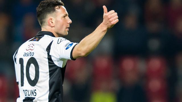 Bruns verruilt Heracles Almelo transfervrij voor Vitesse