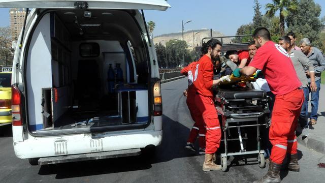 Waakhond: Sterke aanwijzingen voor gebruik gifgas in Syrische stad Douma