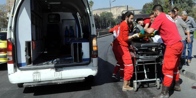 Veiligheidsteam OPCW dinsdag beschoten in Douma