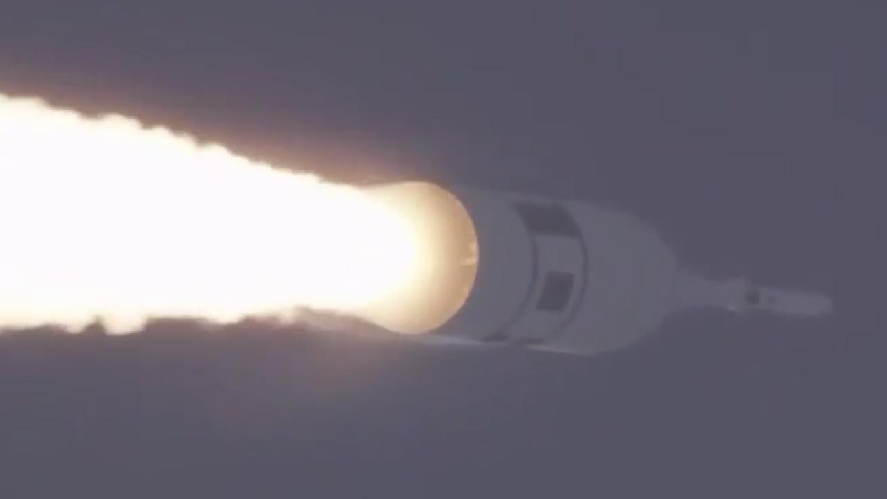 NASA test veiligheidssysteem voor ruimtecapsule Orion