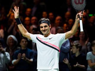 Zwitser treft zondag Dimitrov in finale in Ahoy