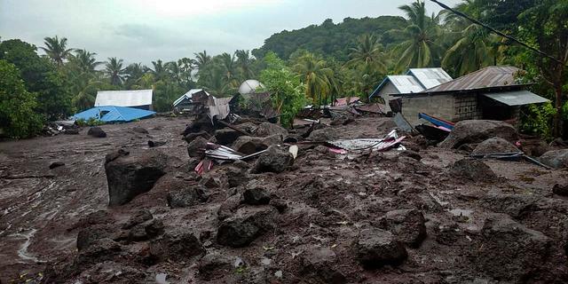 Tientallen doden door noodweer in oosten van Indonesië en Oost-Timor