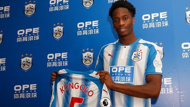 Kongolo maakt seizoen als huurling af bij Huddersfield Town
