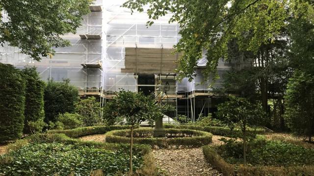 Huis Eindenhout in Haarlem komende maanden opgeknapt