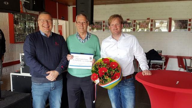 FC Rijnland en VV Leiden ondertekenen fusiedocument