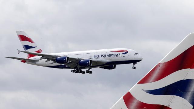 Deel cabinepersoneel British Airways begonnen aan driedaagse staking