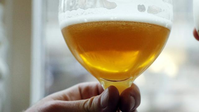 Werkstraf voor man (19) die glas bier vanaf viaduct A12 op auto gooide