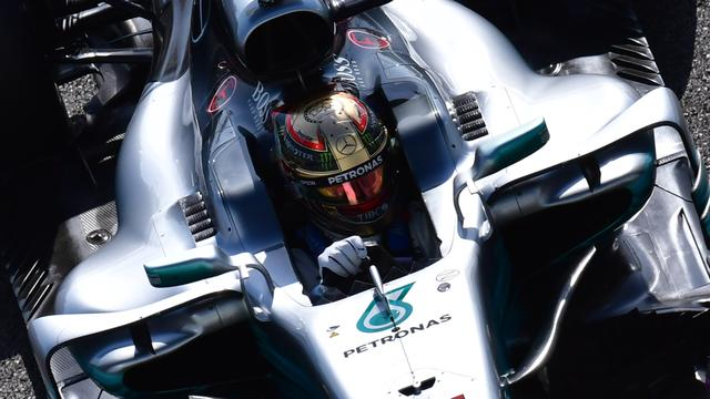 Hamilton: 'Hypersoft beste band sinds terugkeer Pirelli in Formule 1'