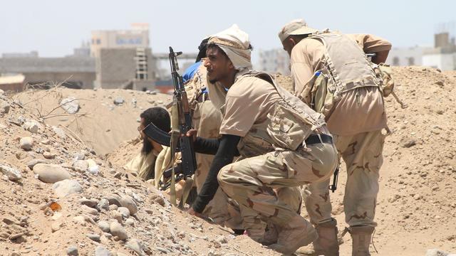 'Houthi's niet geïnformeerd over wapenstilstand'