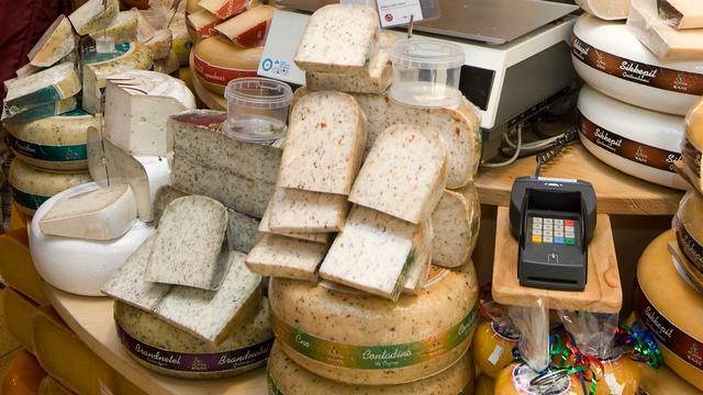 Aantal kaaswinkels groeit met ruim 27 procent in tien jaar
