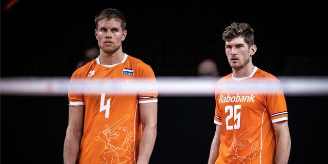 Volleyballers verliezen na zinderende vijfsetter van VS in Nations League