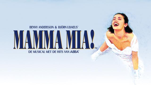 Hitmusical MAMMA MIA! met 10 euro voordeel per ticket