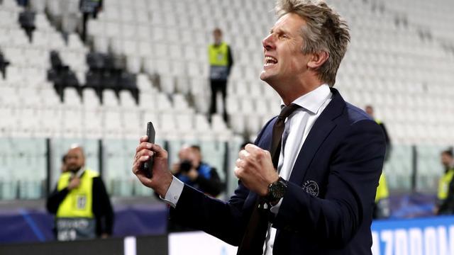 KNVB praat donderdag met clubs over speelschema vanwege CL-duels Ajax