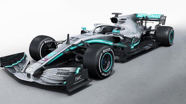 Zo zien de Formule 1-wagens van 2019 eruit