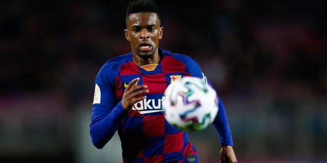 Koeman ziet rechtsback Semedo voor 30 miljoen euro vertrekken bij Barcelona