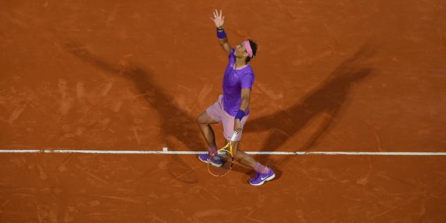 ATP voegt twee graveltoernooien toe in aanloop naar Roland Garros