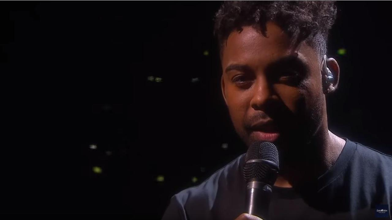 Zweden - John Lundvik - Too Late for Love