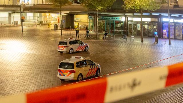 Politie vindt handgranaat in Amsterdam-Zuidoost