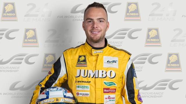 Van der Garde neemt deel aan FIA World Endurance Championship