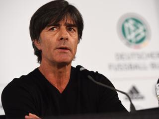 Bondscoach Löw had na aanslagen in Parijs eerst geen trek in oefenduel