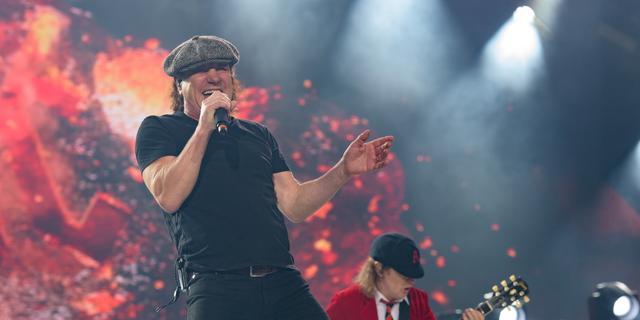 AC/DC-voorman Brian Johnson brengt in oktober zijn memoires uit