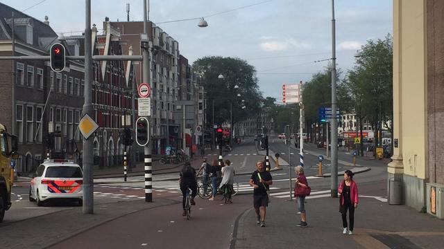 Gemeente Amsterdam sluit club ABE na vondst handgranaat