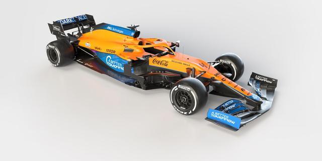 McLaren presenteert auto voor 2021, mét Mercedes-motor