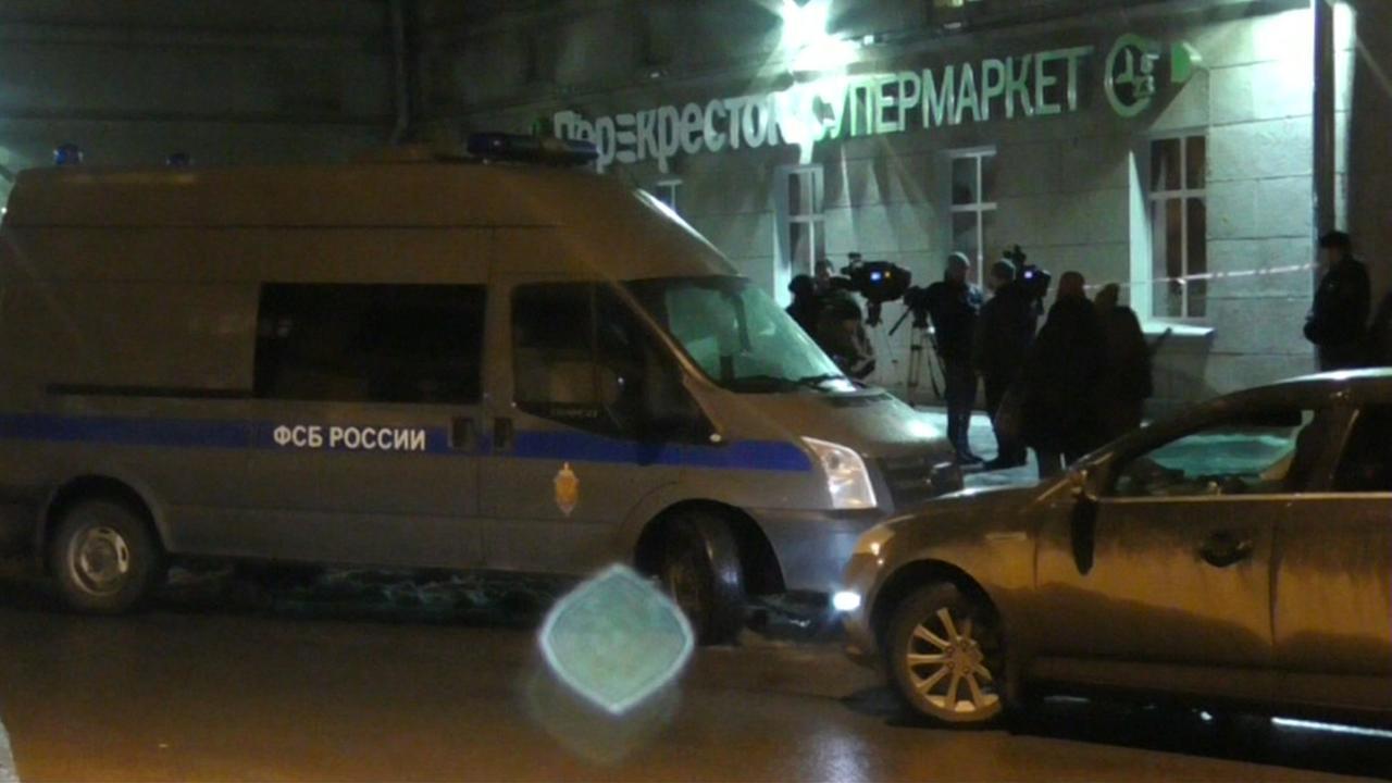 Meerdere gewonden na explosie in Russische supermarkt