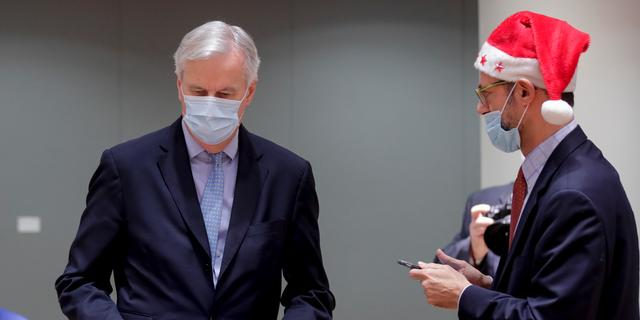 Barnier: Brexit-deal geeft een beetje stabiliteit