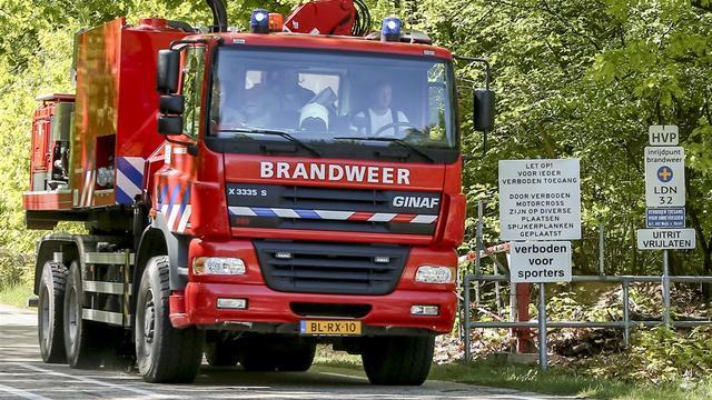 Nieuwe Leuvenaarstraat in wijk Schorsmolen afgezet vanwege brand