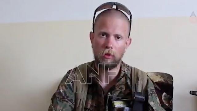 Oude beelden Nederlandse strijder Sjoerd H. in Syrië