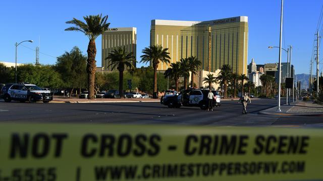 Dodental schietpartij Las Vegas stijgt naar 59, ruim 500 gewonden