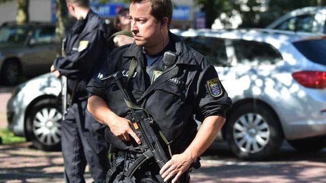 Grote actie van Duitse politie tegen motorclubs