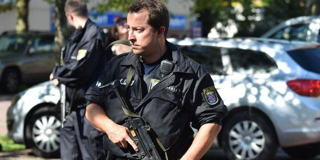 Duitsland wil minimumstraf voor geweld tegen politie