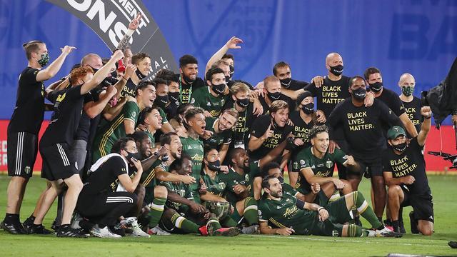 Portland Timbers winnaar MLS-toernooi dankzij zege op Orlando City