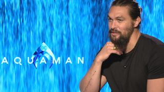 'Aquaman' Jason Momoa: 'Wolverine leuker dan brave Superman'