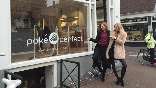 Restaurant Poké Perfect naar Utrecht