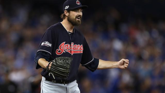 Cleveland Indians één zege verwijderd van World Series